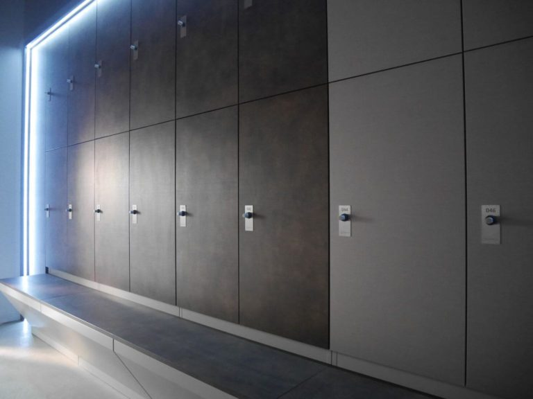 Clothing Cabinets With Led Warsaw Atepaa®