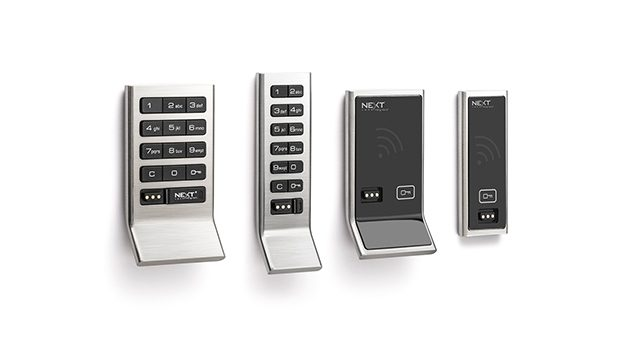 Axis Keypad & RFID Locks