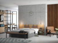 Muebles del hotel Atepaa Lund